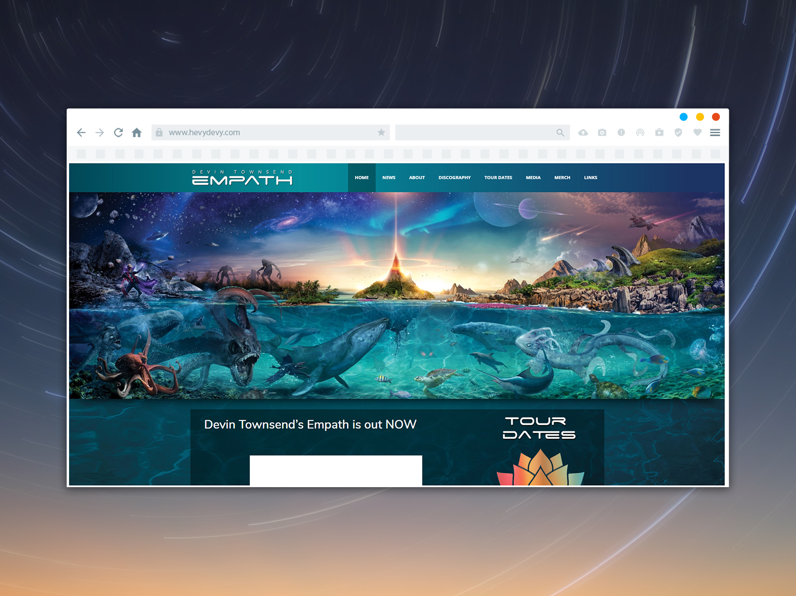 HevyDevy.com Devin Townsend's Official Website